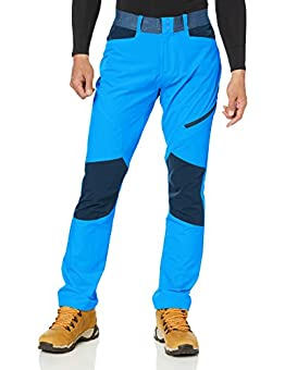 [ミレー] 登山用軽量パンツ ONEGA STRETCH PANT(オメガ ストレッチ) メンズ ELECTRIC BLUE/ORION BLUE EU S (日本サイズM相当)