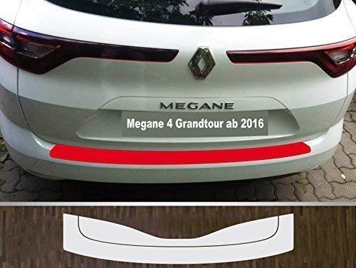 is-tuning passgenau für Renault Megane 4 Grandtour, ab 2016; Lackschutzfolie Ladekantenschutz transparent