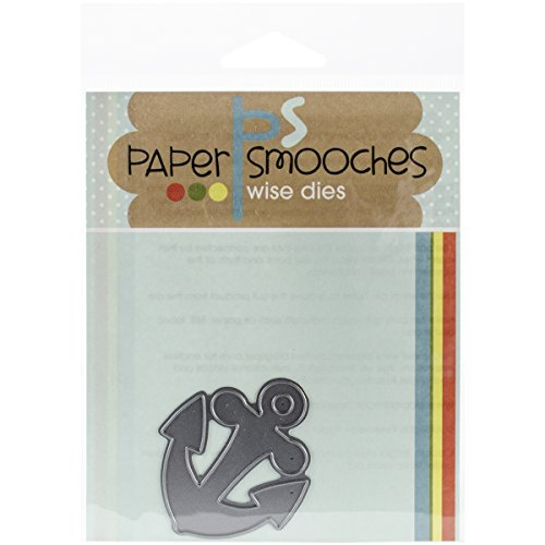 Paper Smooches Anchor Die