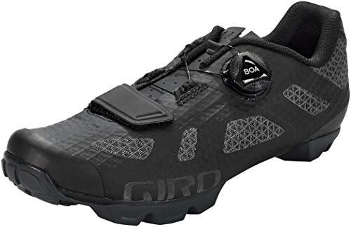 Giro Rincon - Zapatillas de ciclismo de montaña para hombre, color negro (2021)