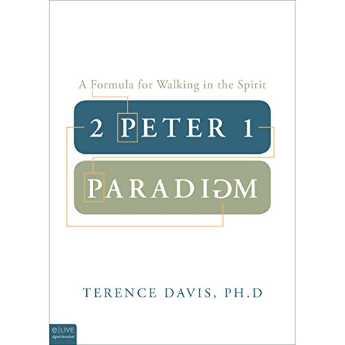 2 Peter 1 Paradigm  audiobook cover art