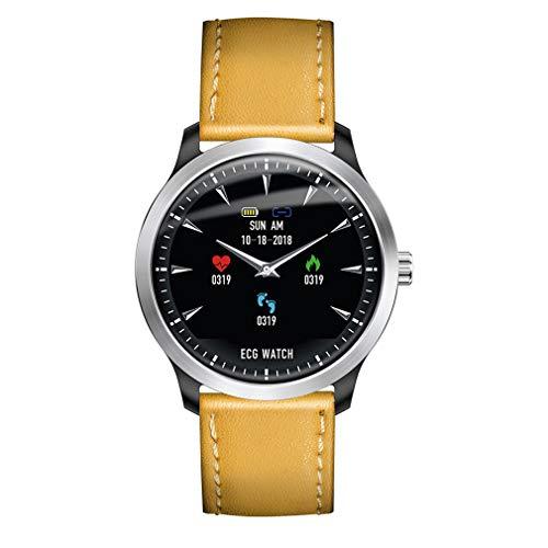 Baiyi mannelijke pedometer sport smart-fysieke activiteit horloge bloeddrukmeter Lady horloge Bluetooth draagbaar apparaat