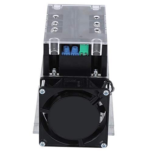 Tablero de arranque de motor con fondo de latón Accesorios de motor de alta confiabilidad Controlador de arranque suave de motor bifásico de alta seguridad(Module + radiator)