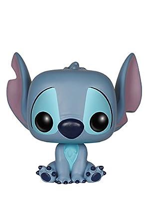 Funko Pop Disney: Lilo & Stitch - Stitch Seated Action Figure