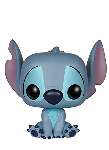 Funko Pop Vinyl: Disney: Stitch Seated, Color Azul (6555)