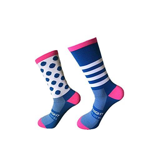 Calcetines Deportivos Calcetines para Correr para Mujeres y Hombres, Tamaño Libre 39-45, Utilizamos, Mungsaktiv, para Ejercicios, Tenis, Footing