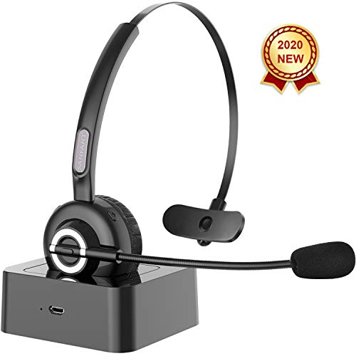 Top 10 Trucker Bluetooth Headsets Of 2020 Best Reviews Guide