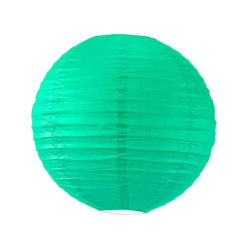 SKYLANTERN Boule Papier 30cm Vert d'eau