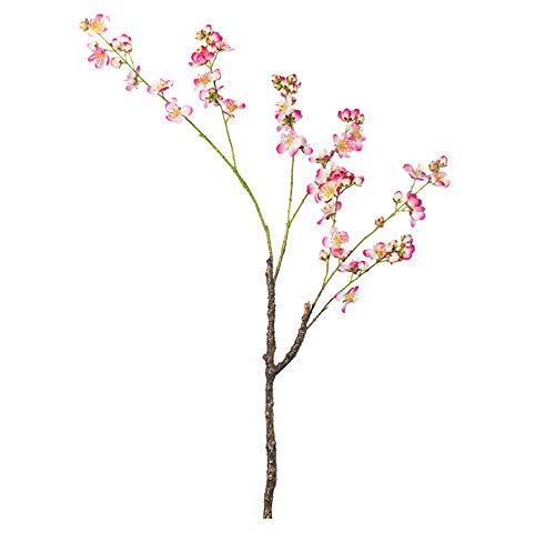 EUROCINSA Ref.89044C25 appelbloesem roze fuchsia, doos met 6 stuks, 109 cm