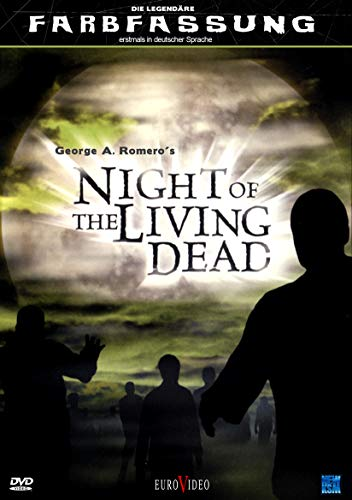Night of the Living Dead (Steel Book inkl. Farbfassung) (3 DVDs) (Limitiert) [Collector's Edition]