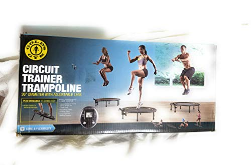 Gold's Gym Circuit Trainer Trampoline