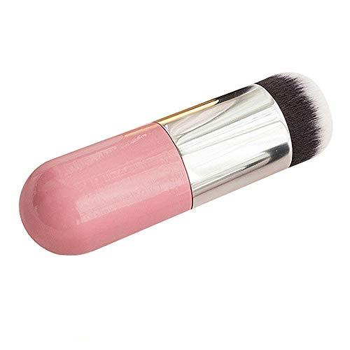Make-upkwast, borstel, voor foundation, uniek, BB-masker, crème, honing, paddenstoelborstel grote ronde borstels C3
