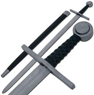 Medieval Single Hand Sir William Marshall Knights Crusader Carbon Steel Sword