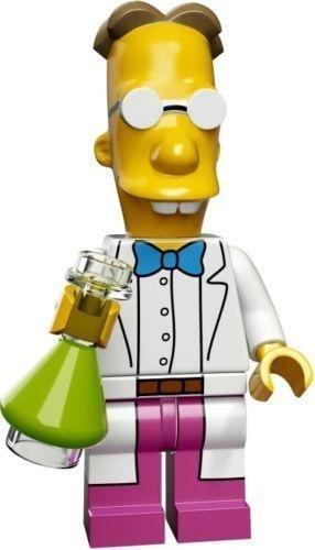 LEGO Simpsons série 2 Professor Frink