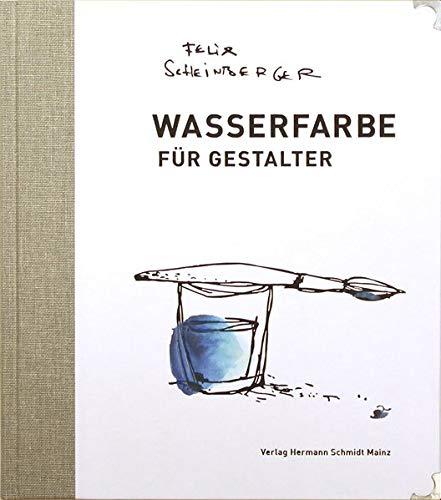 Wasserfarbe für Gestalter von Felix Scheinberger