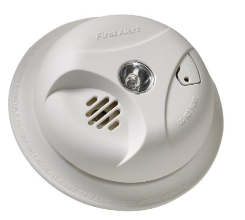 eAccess Solutions SA304CNA - Detector de humo de primera alerta con luz de escap
