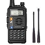 Baofeng UV-S9X3 5 Watt Tri-Band Radio : VHF,...