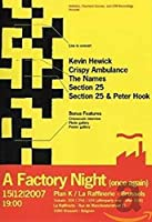 Factory Night: Once Again [DVD] [Import]