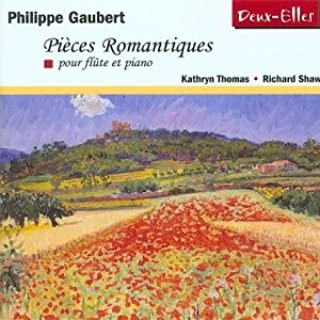 Pieces Romantiques by Phillippe Gaubert (2003-07-29)