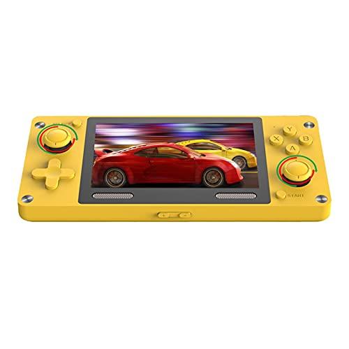 Consola De Juegos Portátil, Consola De Juegos Retro Portátil Sistema De Código Abierto Juegos Clásicos 3600 Incorporados Consola De...