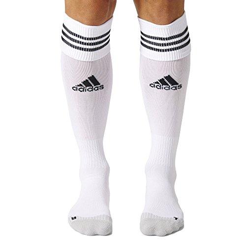 adidas Herren Stutzen Adisocks 12 Fußballsocken,Weiß (White/Black), 37-39
