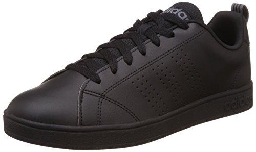 Adidas NEO Advantage Clean VS, Scarpe da Ginnastica Uomo, Nero (Negbas / Negbas / Lead), 42 2/3 EU