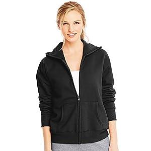 Women's Full-Zip Hoodie Sweatshirt