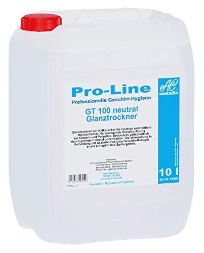 ProLine GT100 N - Abrillantador neutro, 10 l