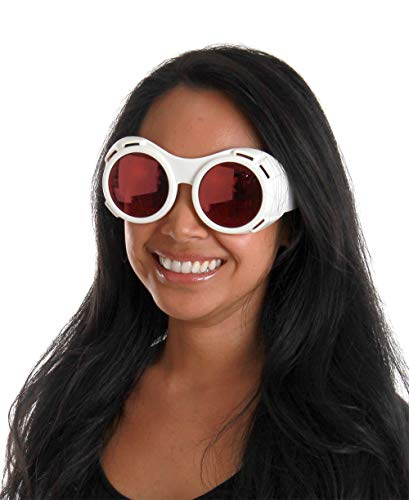 elope Hyper Vision Goggles White and Red