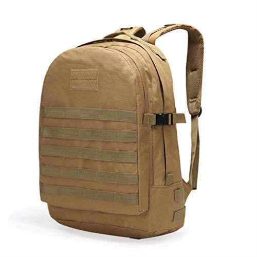 Zishine Mochila táctica Militar Ejército de Asalto de 3 días Molle Bag Portable Deportes multifuncionales al Aire Libre,Style f
