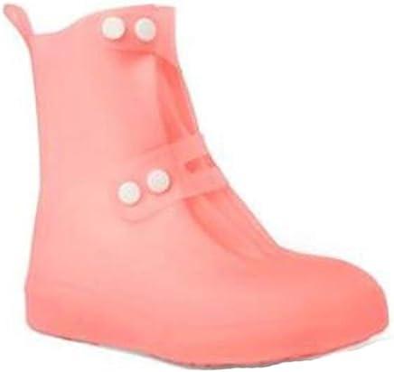 Wakerda Shoes Covers Rain Snow Boots Waterproof Reusable Anti-Slip Shoe Protection Washable Reusable