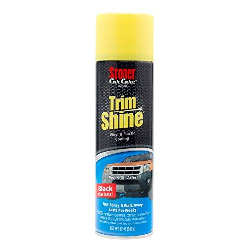 Stoner Car Care Trim Shine Protectant - 12 oz (3 Pack)