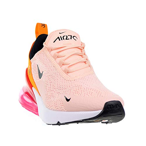 Price comparison product image Nike Air Max 270 Womens Shoes Washed Coral / Black ah6789-603 (8 M US)