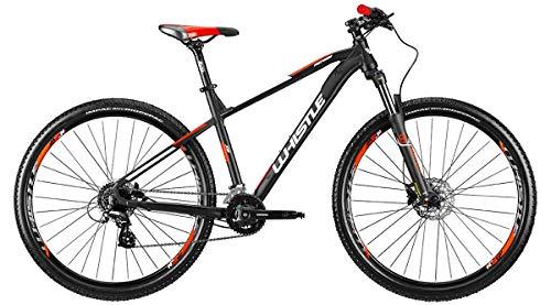 WHISTLE Bici MTB Front 29 PATWIN 2164 Telaio Alluminio Gruppo Shimano Altus 16V Forcella SUNTOUR XCT30 HLO Gamma 2021 (17' - 43 CM)