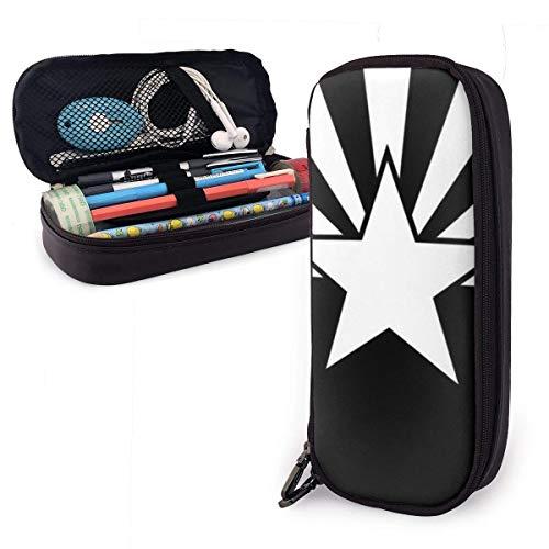 Pencil Holder Case,Bolso Negro Del Lápiz De La Bandera De Arizona, Bolsos...