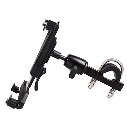 Vokmon De Aluminio de Ciclo de la Tableta Titular de Bicicletas MTB Montaje del Manillar de la Tableta Soporte de la Tableta del Soporte del Ordenador