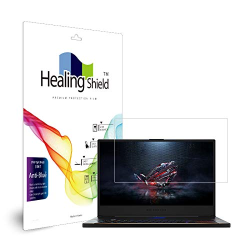 Best Deals! Healingshield Screen Protector Eye Protection Anti UV Blue Ray Film Compatible for Asus ...