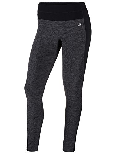 ASICS Women's Thermopolis Tight Bottom, Performance Black, Medium