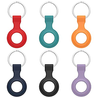 Protective Case for Airtag, Anti-Lost Keychain ...