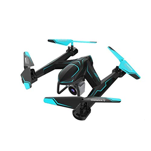 Drone 1080P HD Camera Remote Control Helicopter RC Quadcopter Aircraft modalità Headless One Key Operation 360 Gradi Flip per Principianti Kids (Dimensioni: B)