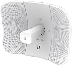 Ubiquiti LBE-5AC-GEN2-US LiteBeam Wireless Bridge 100Mb LAN,GigE, AirMax AC, White