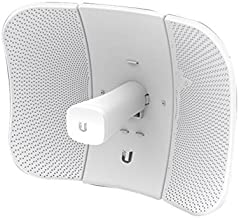 Ubiquiti LBE-5AC-GEN2-US LiteBeam Wireless Bridge 100Mb LAN,GigE, AirMax AC, White