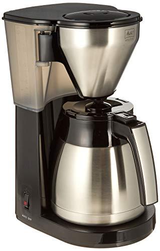 Melitta(メリタ) コーヒーメーカー イージー トップ サーモ ブラック LKT-1001 B