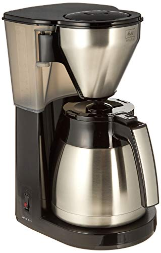 Melitta(メリタ) コーヒーメーカー イージー トップ サーモ ブラック LKT-1001/B