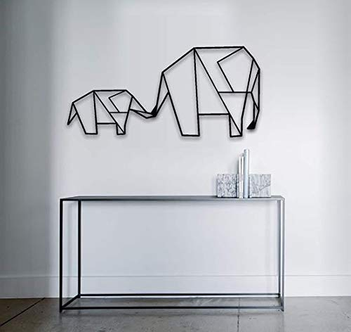 decoración de pared en metal, para cualquier estancia, salón, habitación, recibidor, pasillos, cocina, restaurantes, oficina