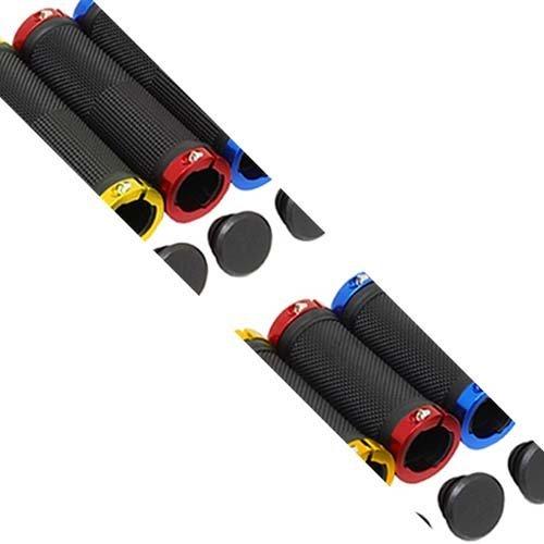 Palmy Sports(パルミースポーツ) ダブルリンググリップ・ロング&ハーフ PS-G235 ブラック/レッド