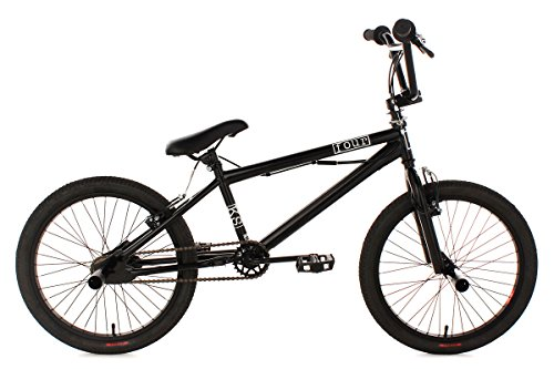 KS Cycling 519B BMX Freestyle Noir 20'