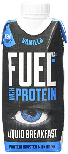 Photo of Fuel 10K High Protein Liquid Breakfast Vanilla, 330ml