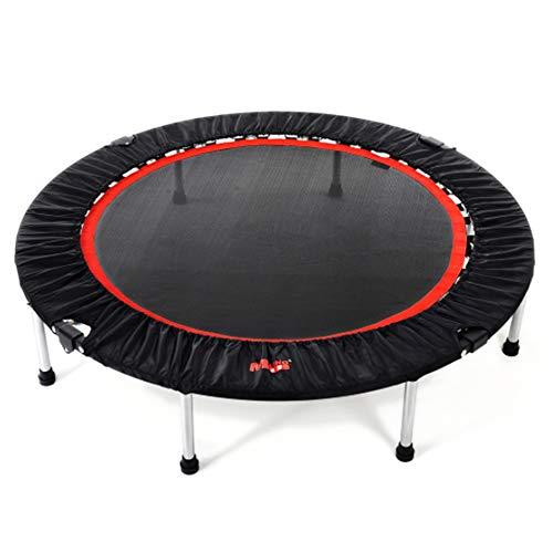 Aerobic Indoor Trampoline, hoogwaardige professionele Gym Rebounder voor huis, kan maximaal 250 Kg, Trampoline voor Conditietraining En Fitness