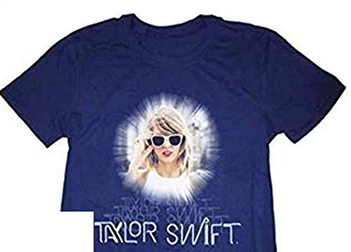 Taylor Swift 1989 Navy Skyline Photo Tour Tee T-Shirt Small, Medium, Large